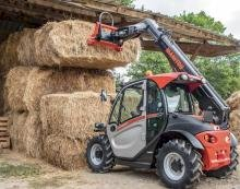 New Manitou MLT 420 Telehandler was Designed for Ag, But is Also Good for Construction