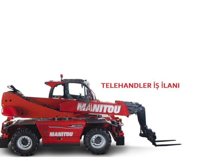 Balıkesir Ayvalık Manitou operator ilanı